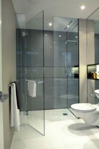 phòng tắm kính cường lực vát góc giá rẻ tại quận 7, quận 8 , quận 9 hcm