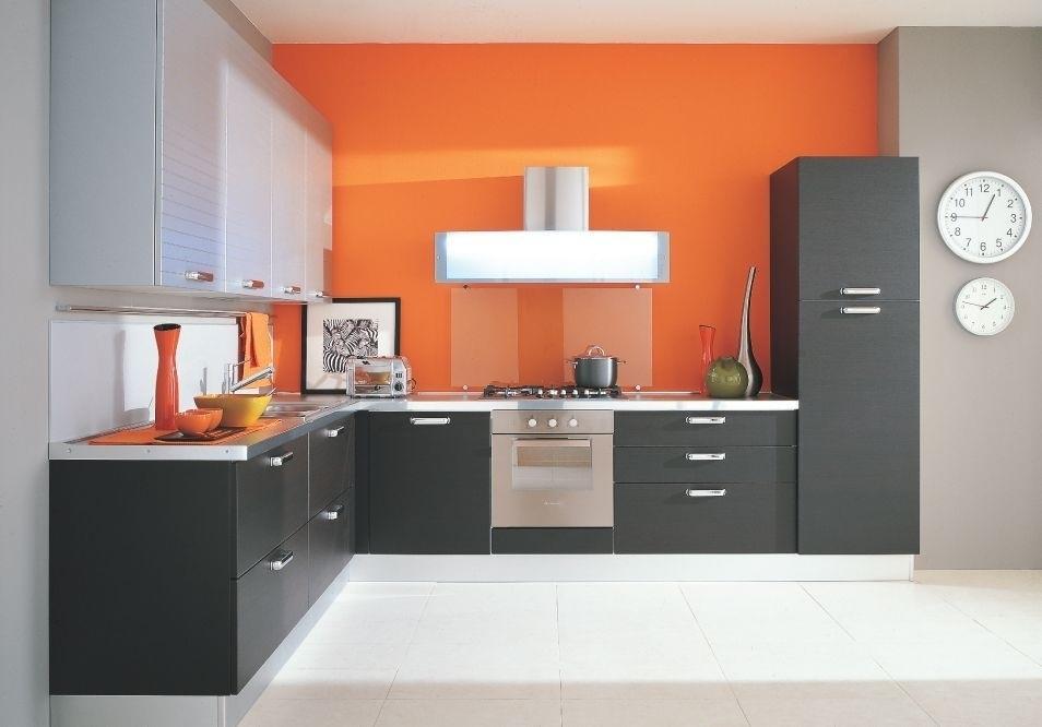 cửa kính màu - xu hướng mới cho nhà bếp của bạn